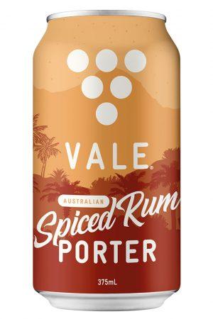 Vale Spiced Rum Porter